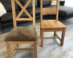 Chaise en chêne